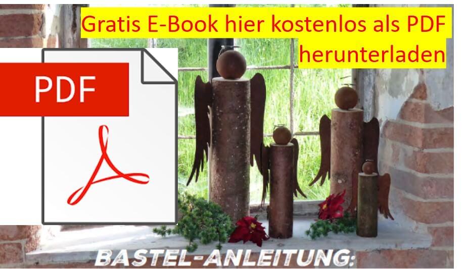 Mit Engelsflügel Basteln Und Holzengel Selber Machen Metallmichl