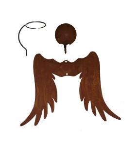 Weihnachtsengel Basteln Rost Engel Und Metall Engelsflugel Kaufen