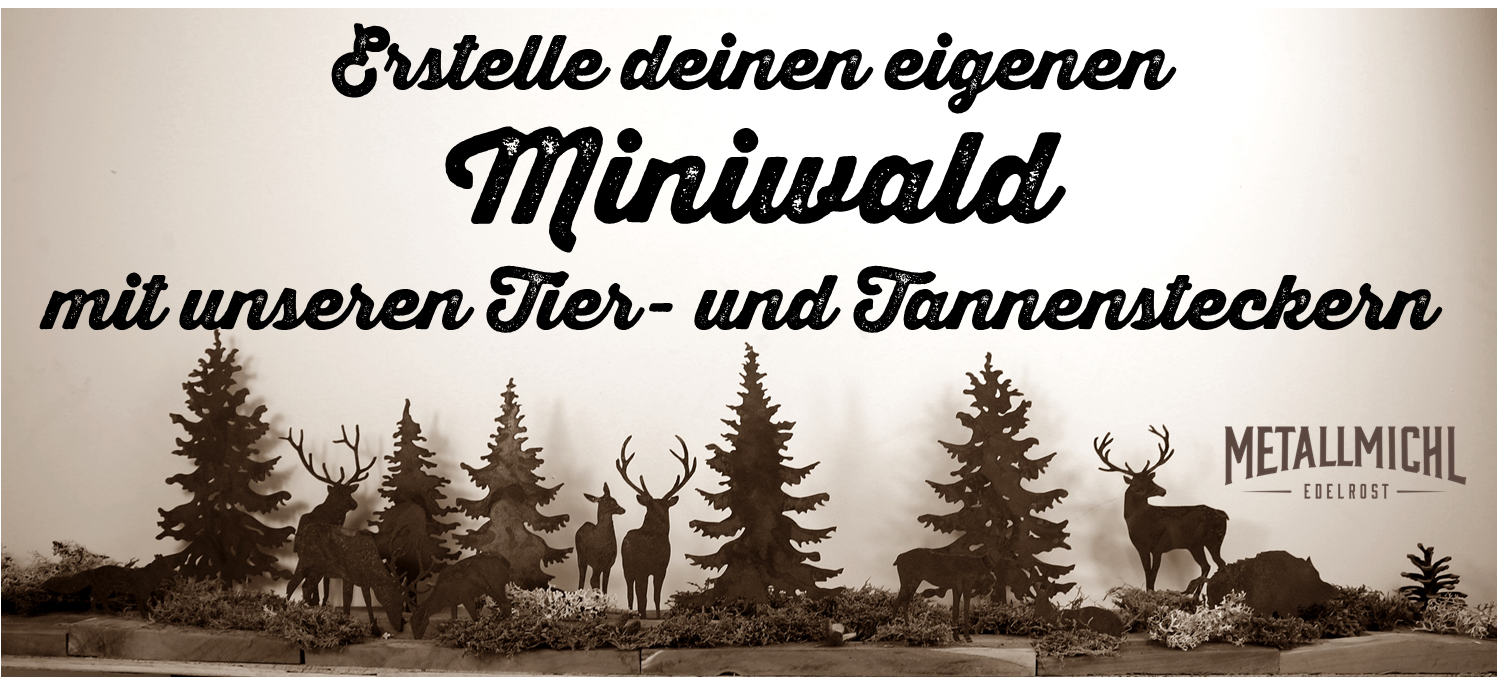 Miniwald Edelrost