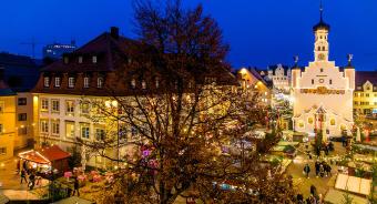 Weihnachtsmarkt Kempten