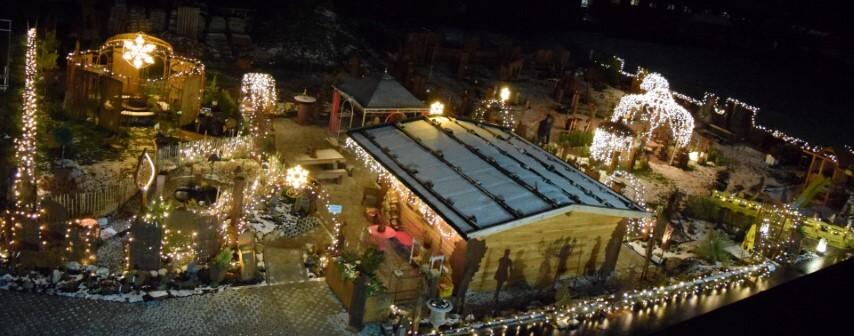 Edelrost Weihnachtsmarkt Betzigau Metallmichl