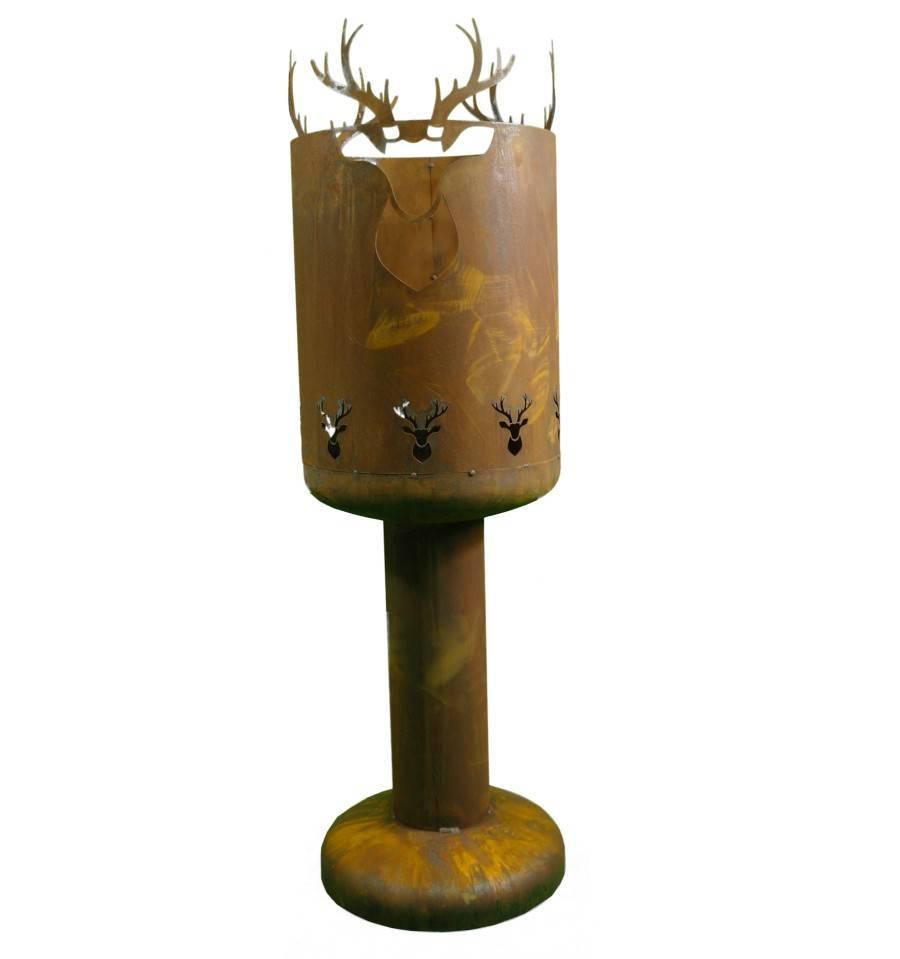 Feuerstelle kilimandscharo for Wohndesign sera