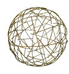 Drahtkugel 50 cm Durchmesser aus Metall Rundeisen 6mm