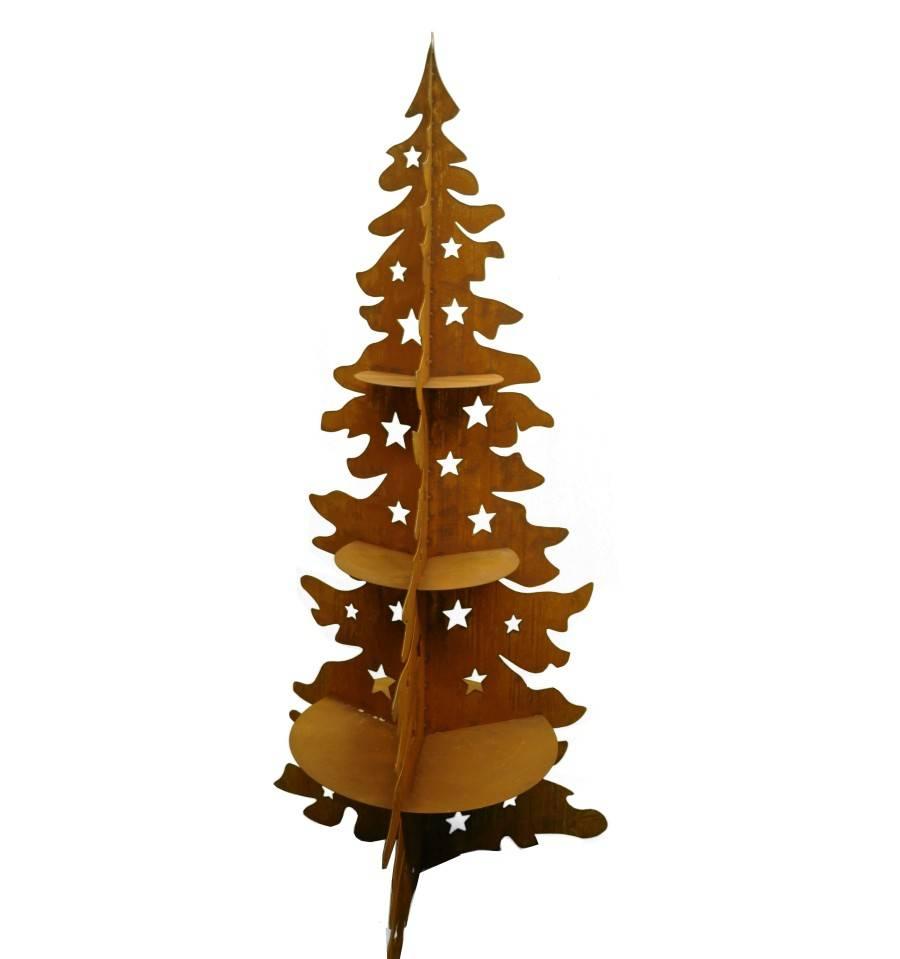 weihnachtsbaum metall 180 cm hoch g nstig kaufen. Black Bedroom Furniture Sets. Home Design Ideas