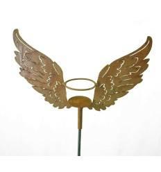 Flügelchen Topfhalter auf Stab