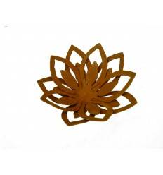 Blüte Cherie (klein) 23 cm Durchmesser zum Legen