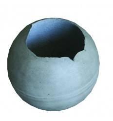 Betonkugel Durchmesser 28 cm