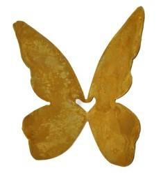 """Schmetterling für Vasen """"Mariposa"""" Gr. 1 - Höhe 9,6 cm - Breite 14 cm"""