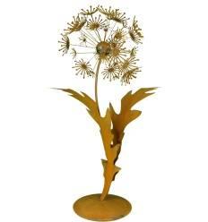 XXL Löwenzahn offen groß 130 cm hoch - Pusteblume