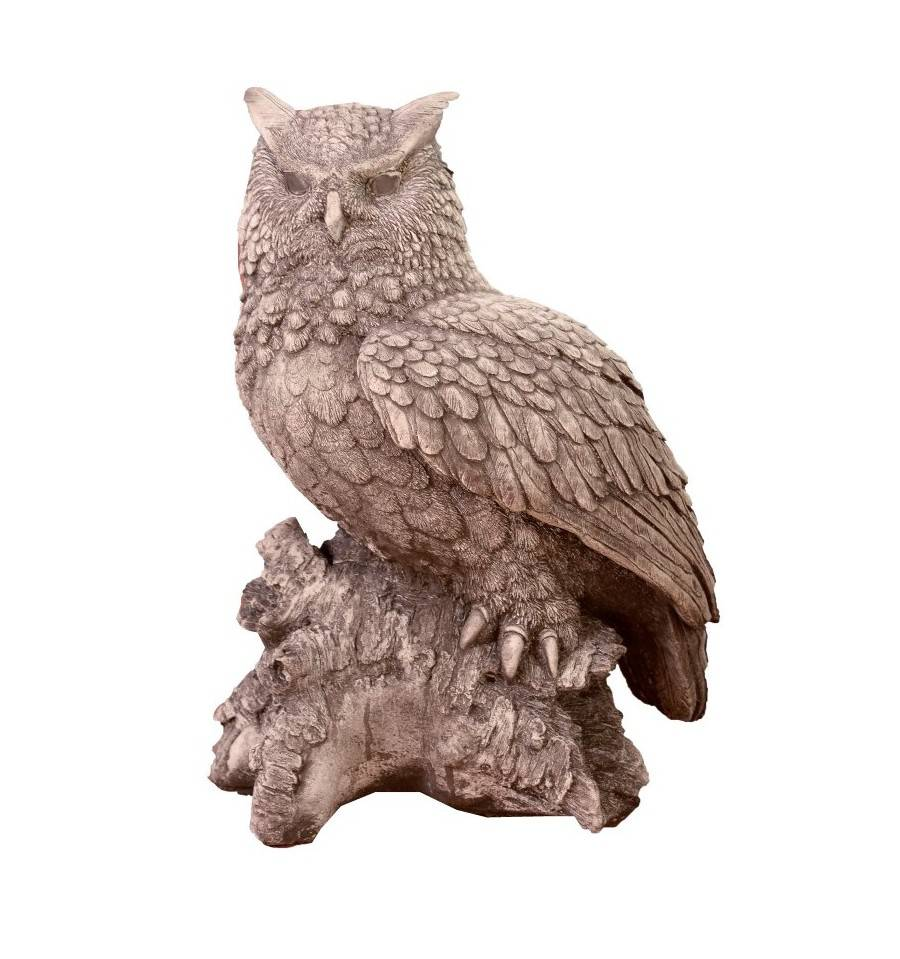 Eagle Owl Metallmichl