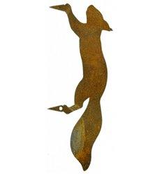 Metallsatz, MINI laufendes Eichhörnchen Länge 12 cm