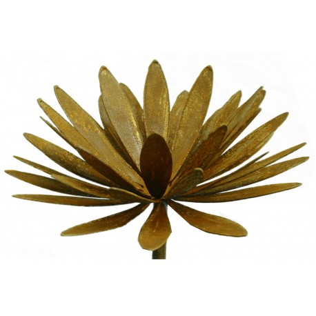 Chrysantheme Ø 50 cm auf 100 cm Stab