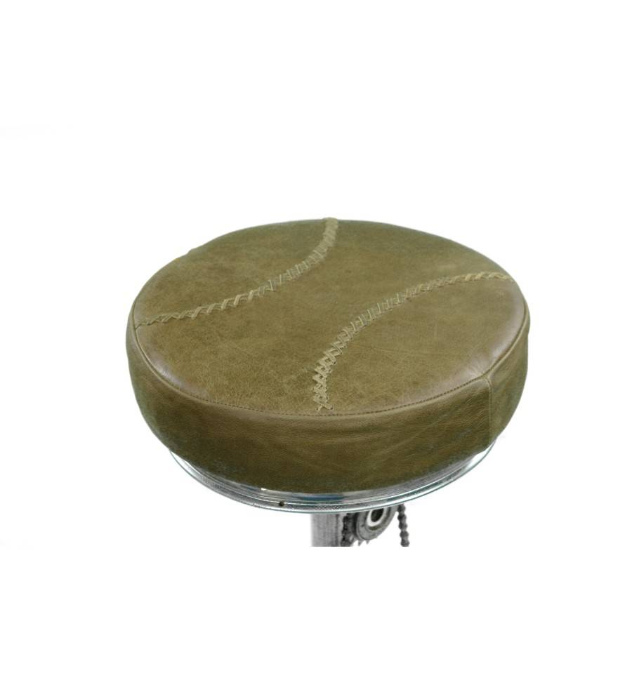 barhocker mit pedal fu st tze design barhocker gartenm bel fahraddesign. Black Bedroom Furniture Sets. Home Design Ideas