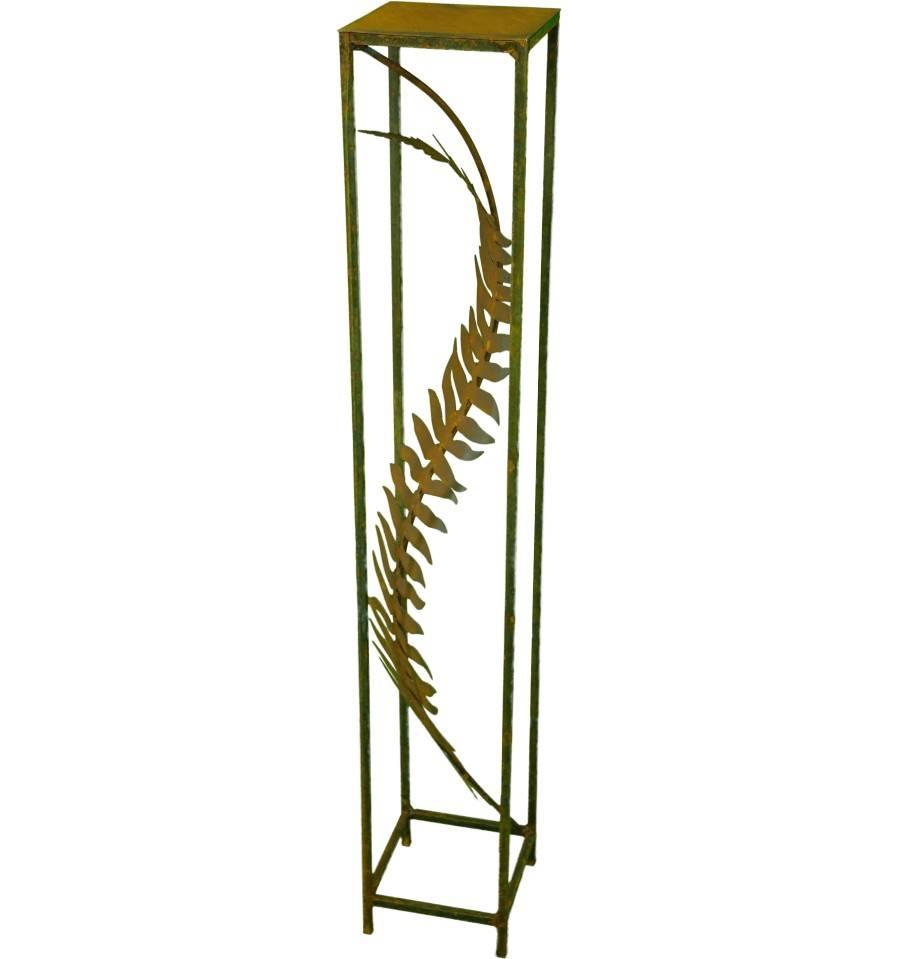 edelrost offene s ule farn 150 cm hoch. Black Bedroom Furniture Sets. Home Design Ideas