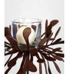 Kerzenhalter Protea, Ø30cm (ungebogen) zum Stellen