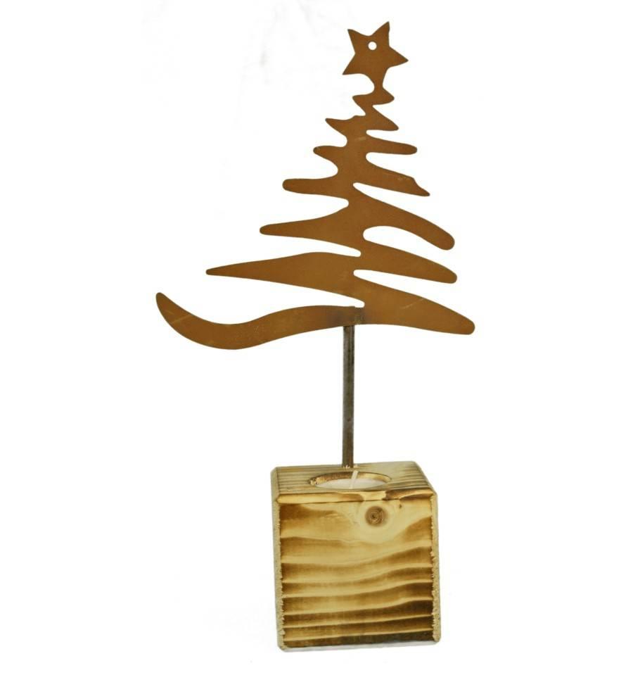 moderner weihnachtsbaum aus holz europ ische weihnachtstraditionen. Black Bedroom Furniture Sets. Home Design Ideas