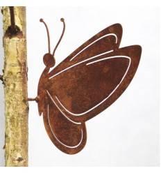 Schmetterling m. Dorn rost