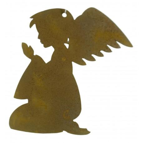 Christbaumschmuck Engel betend 8 cm