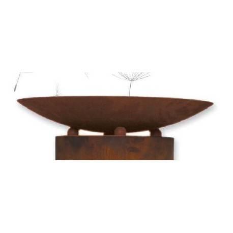 Schale für Säule, rund, Durchmesser 60 cm