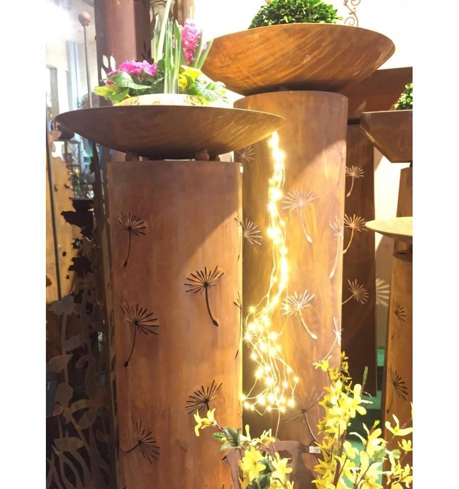 rosts ule 39 pusteblume 39 rund h he 120 cm. Black Bedroom Furniture Sets. Home Design Ideas