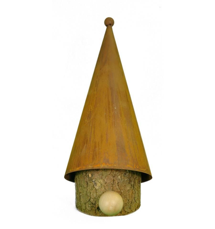 Weihnachtsdeko Murmel L Auch Fichtenholz Und Edelrost Hut Kaufen