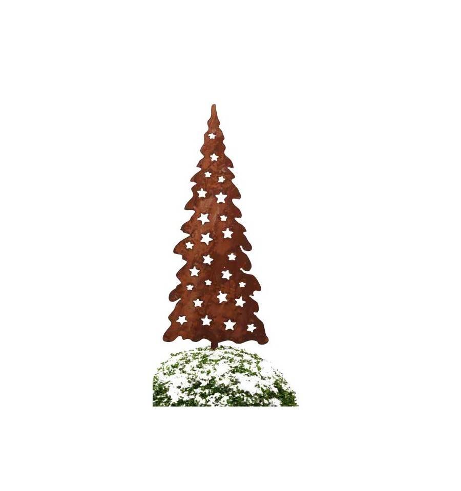 Deko weihnachtsbaum aus metall rostig g nstig online kaufen - Deko weihnachtsbaum metall ...