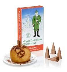 Räucherkerze Zimtapfel | Packungsinhalt 24 Stk.