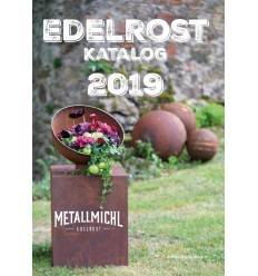 Edelrost Deko Katalog 2019 gratis mit tollen Gartendeko Rost Ideen