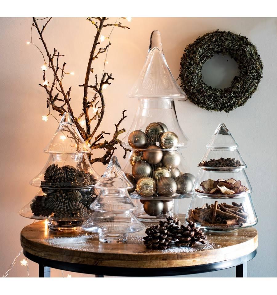 Dekorativer Weihnachtsbaum Aus Glas Jetzt Bestellen
