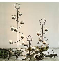 weihnachtsbaum metall mit rostpatina kaufen metallmichl. Black Bedroom Furniture Sets. Home Design Ideas