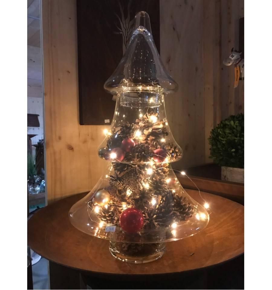 xxl deko weihnachtsbaum aus glas bestellen. Black Bedroom Furniture Sets. Home Design Ideas