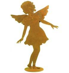 Engel Carolina auf Platte Höhe 51 cm