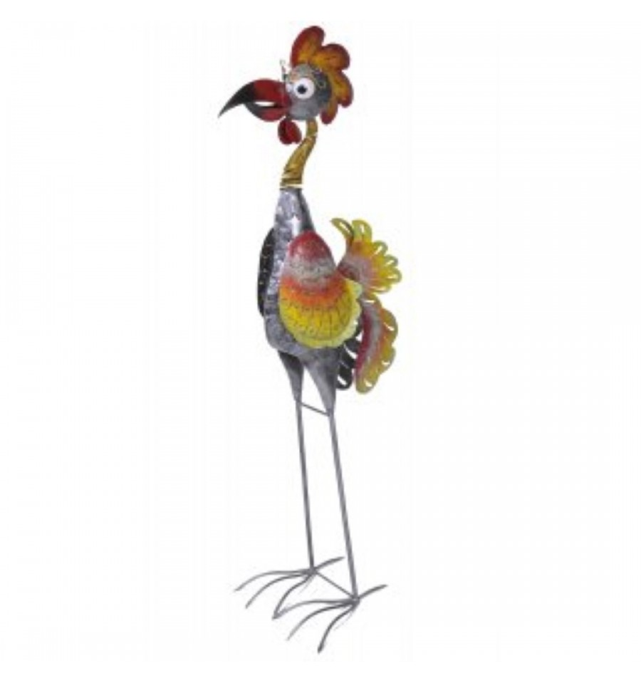 Dekofigur Schaf Grün Glitzer 34 x 34 x 20 cm Tier Figur für Haus und Garten