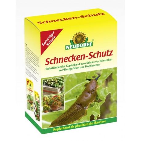 Schneckenschutz Klupferband - Schutz für Hochbeete, Pflanzgefäße und Kräuter
