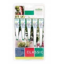 Gießanzeiger für Ihre Pflanzen - 5er Set