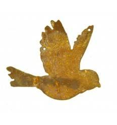 Deko fliegender Vogel zum Hängen Variante A Höhe 15,5 cm - Deko zum Hängen