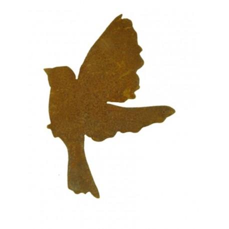 Deko fliegendes Vogel zum Hängen Variante C Höhe 20,5 cm - Deko zum Hängen