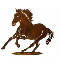 Deko Pferd Tina - Breite 30 cm