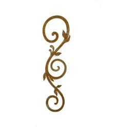 Ornament zum Aufhängen Länge 32 cm Variante 2