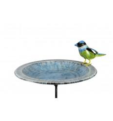 Vogeltränke Volegbad Blaumeise Höhe 100 cm