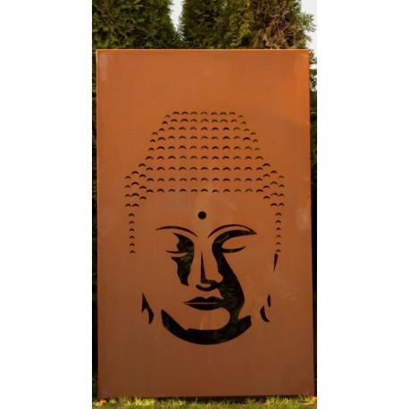 """Sichtschutzwand """"Buddha"""" MIttelteil"""