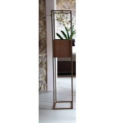 Metallsäule Volante fürs Holz oder zum Bepflanzen Höhe 160 cm