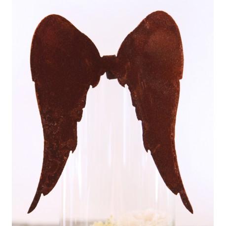 lange Engelsflügel zum Einhängen 17 x 20 cm (klein)
