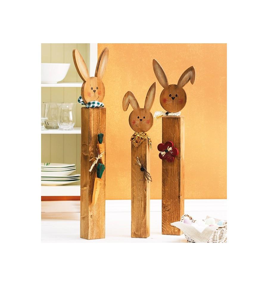 Holzpfosten dekorativ verziert kreativbuch metallmichl - Holzpfosten dekorativ verziert ...