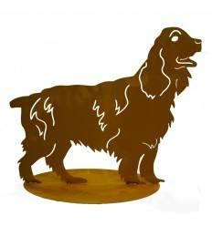 Cocker Spaniel - Dekofigur Hund 50 cm Breit