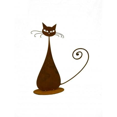 Katze -Euchulia- 32 cm hoch
