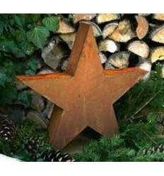 Sterne edelrost weihnachtssterne deko g nstig kaufen for Weihnachtsdeko aus rost