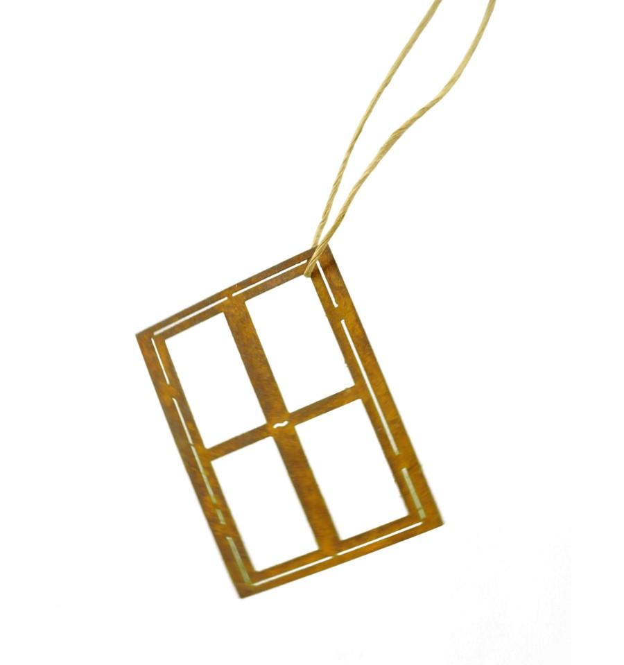 edelst fenster mini zum h ngen metallmichl. Black Bedroom Furniture Sets. Home Design Ideas