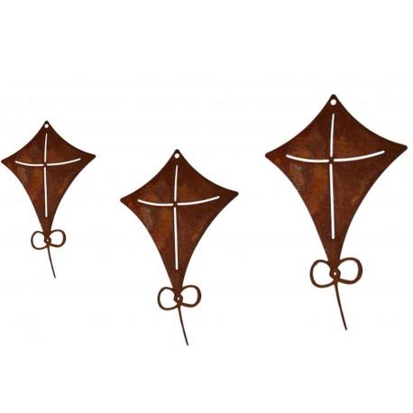 3 tlg. Drachenfliegerkette
