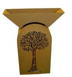 Säule Baum - inkl. Schale - nicht mehr im Sortiment